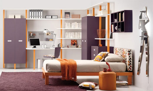 7 Stylish Girls Bedroom Ideas