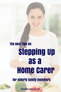 Senior Home Health Care Tips - klaudiascorner.net©