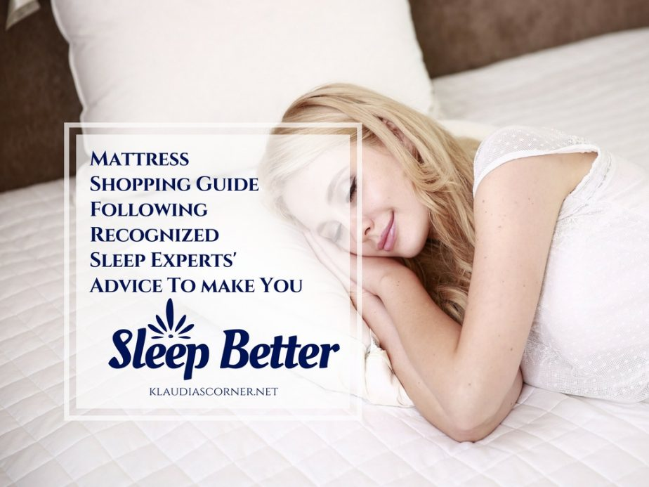 How to Get a Better Sleep Mattress Insights for Your Sleeping Pleasure by Recognized Sleep Experts