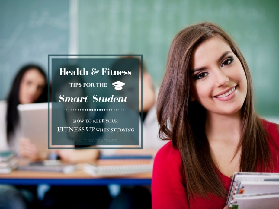 College health and fitness tips for the smart student - klaudiascorner.net©