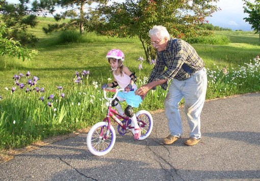 Caring For Aging Parents - How to help your parents age independently in their own space -