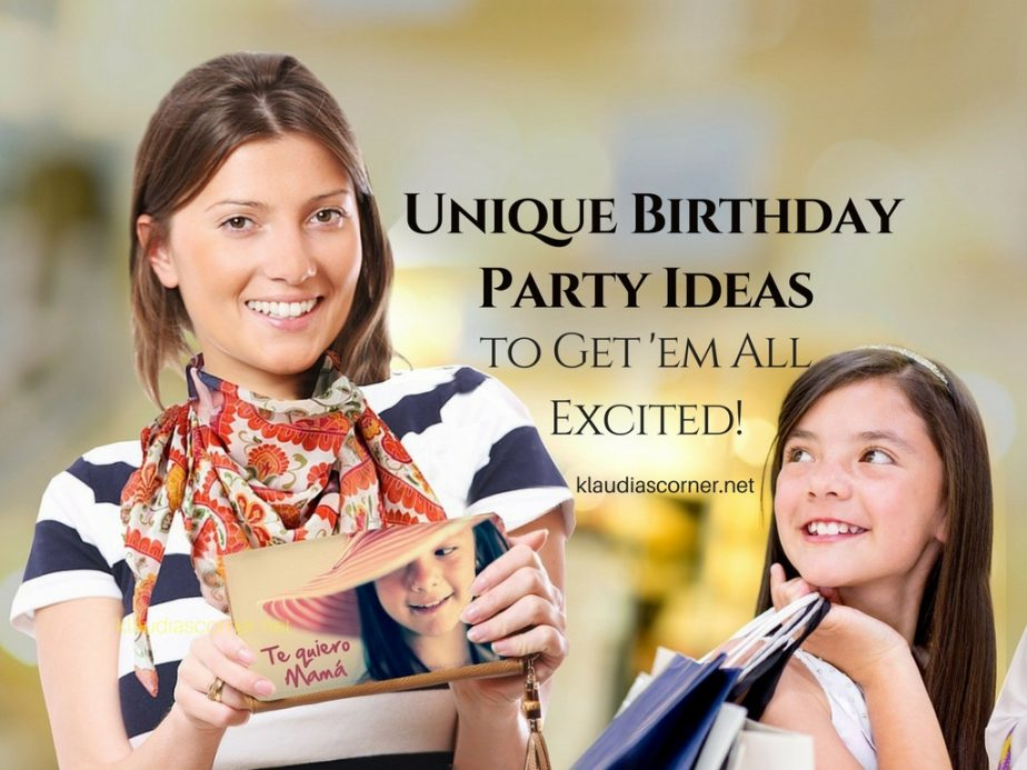 Unique Birthday Party Ideas - Organizing a Birthday Party at the Trampoline Park