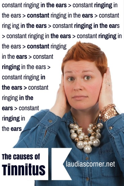 Constant Ringing In The Ears - The Causes Of Tinnitus