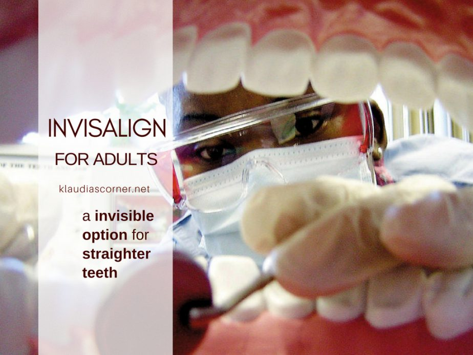 Invisalign For Adults - A Convenient & Invisible Option For Straighter Teeth