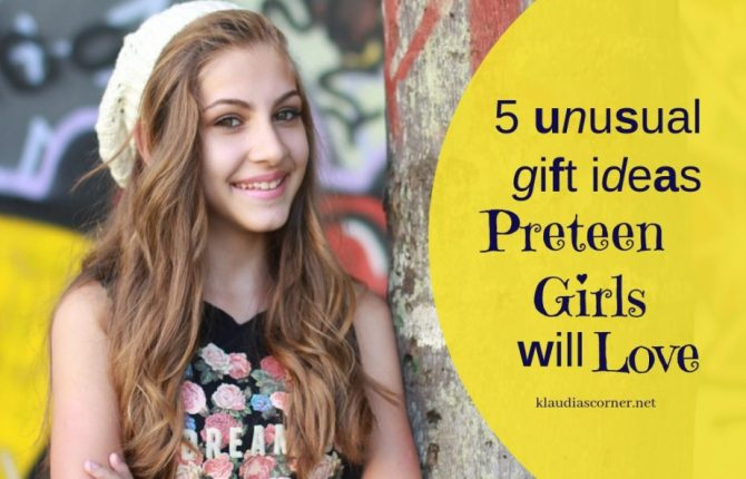 Unusual Gift Ideas 5 Gifts Preteen Girls Will Love