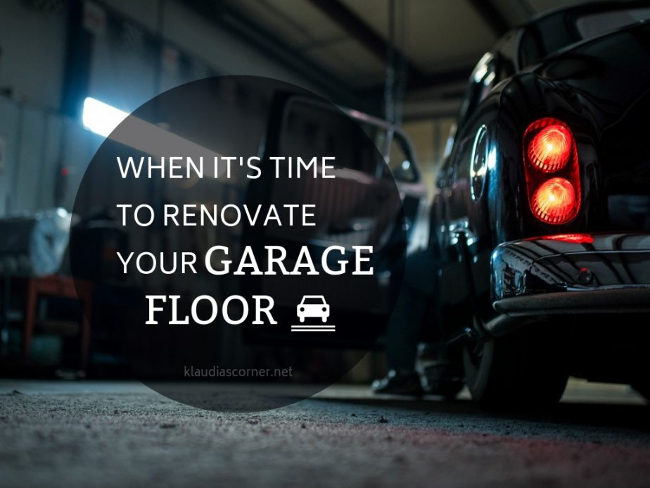 Epoxy Garage Floor Coating Tips – When it's Time to Renovate Your Garage Floor
