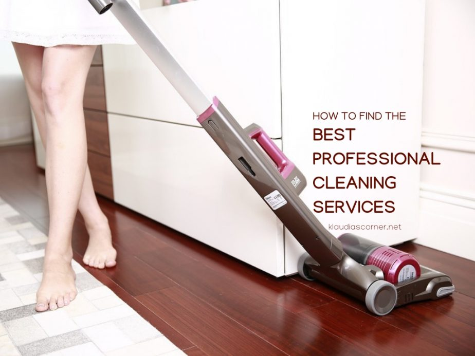 Opting For Professional Cleaning Services Or DIY?