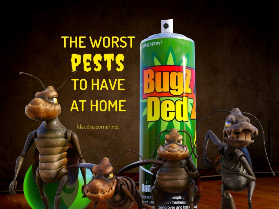 Professional Pests Control Tips - The Worst Pets To Have at Home