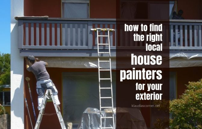 How to find the Right House Painters for Your Exterior Painters in Fort Collins