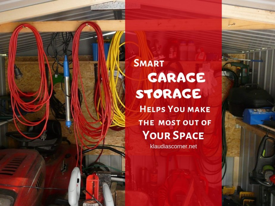 Garage Storage Helps You Make the Most Out of The Space