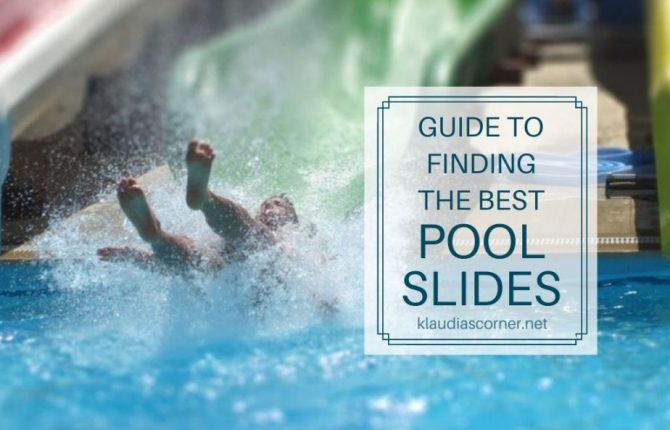 Pool Slides Make Swimming Much More Fun
