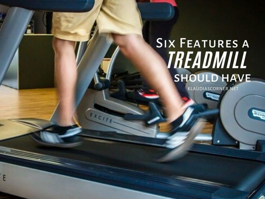 How To Buy a Treadmill – 6 Features A Treadmill Should Have