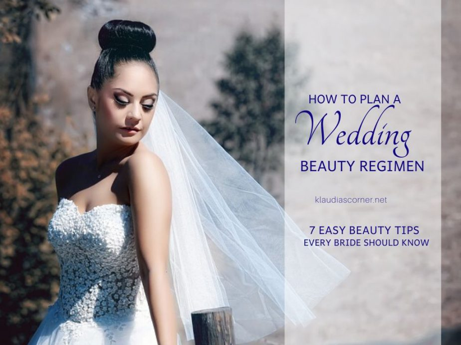 Wedding Hair & Makeup Tips - How To Plan A Wedding Beauty Regimen