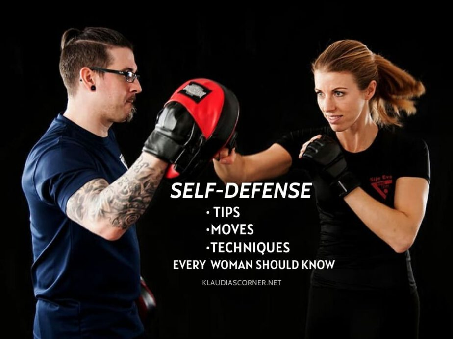 Self Defense Moves Tips & Techniques Every Woman Should Know