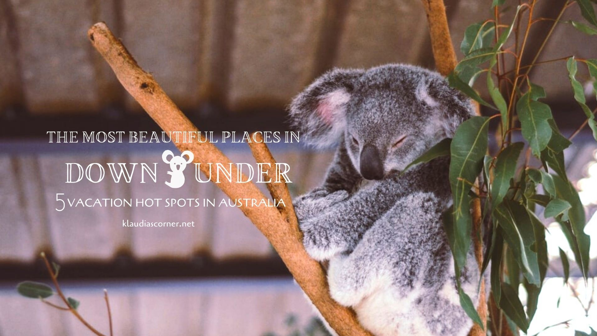 The Most Beautiful Places in Australia - 5 Vacation Places in Down Under