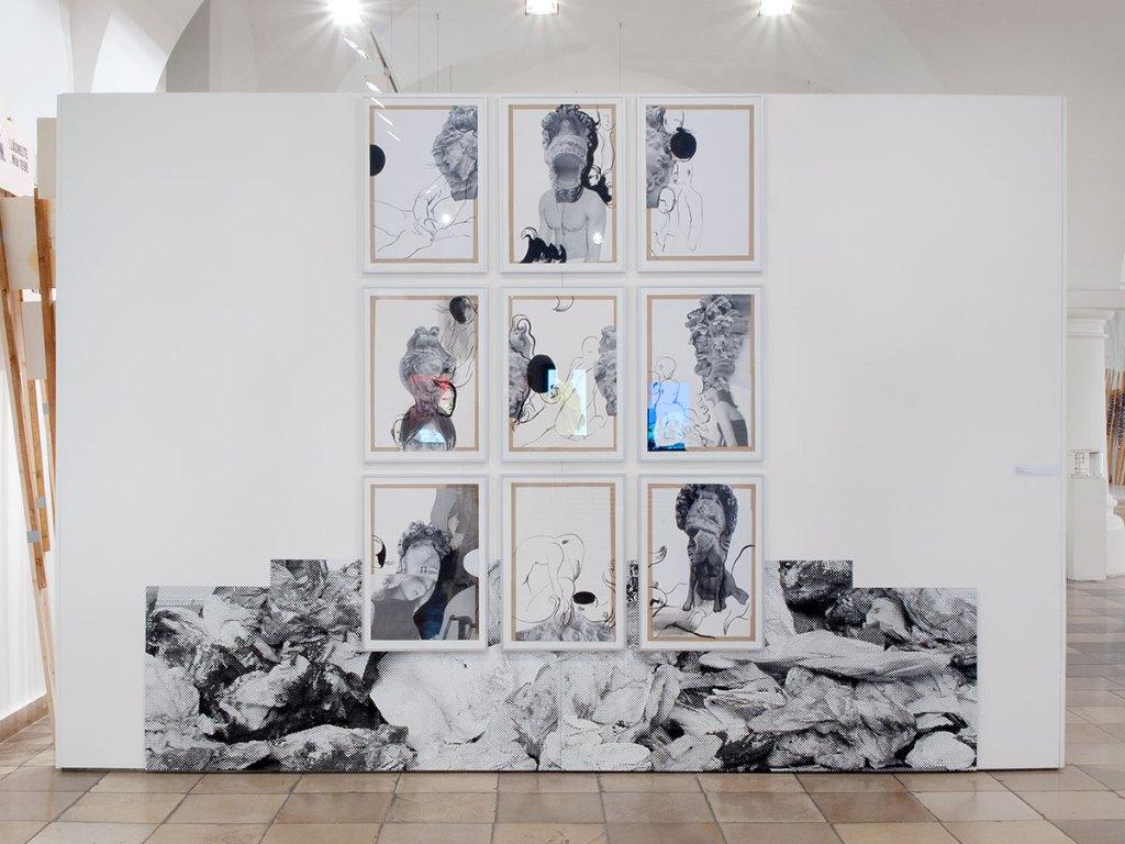 Neuerwerbungen, Krieger und Helme, Museum Frankfurt / O, 2012