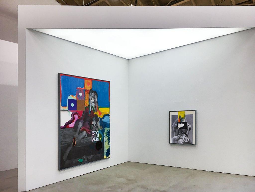 UNTITLED, 2016, Gallery Jochen Hempel, Leipzig, this is not a love song + Grateful Dead