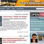 Die neue Homepage von OPEN-REPORT.de