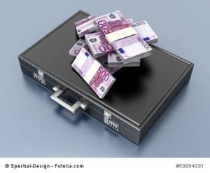 Schwarzer-Geld in der Schweiz