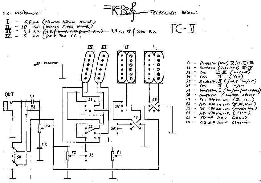 Awesome Eric Johnson Wiring Diagram Basic Electronics Wiring Diagram Wiring Digital Resources Counpmognl