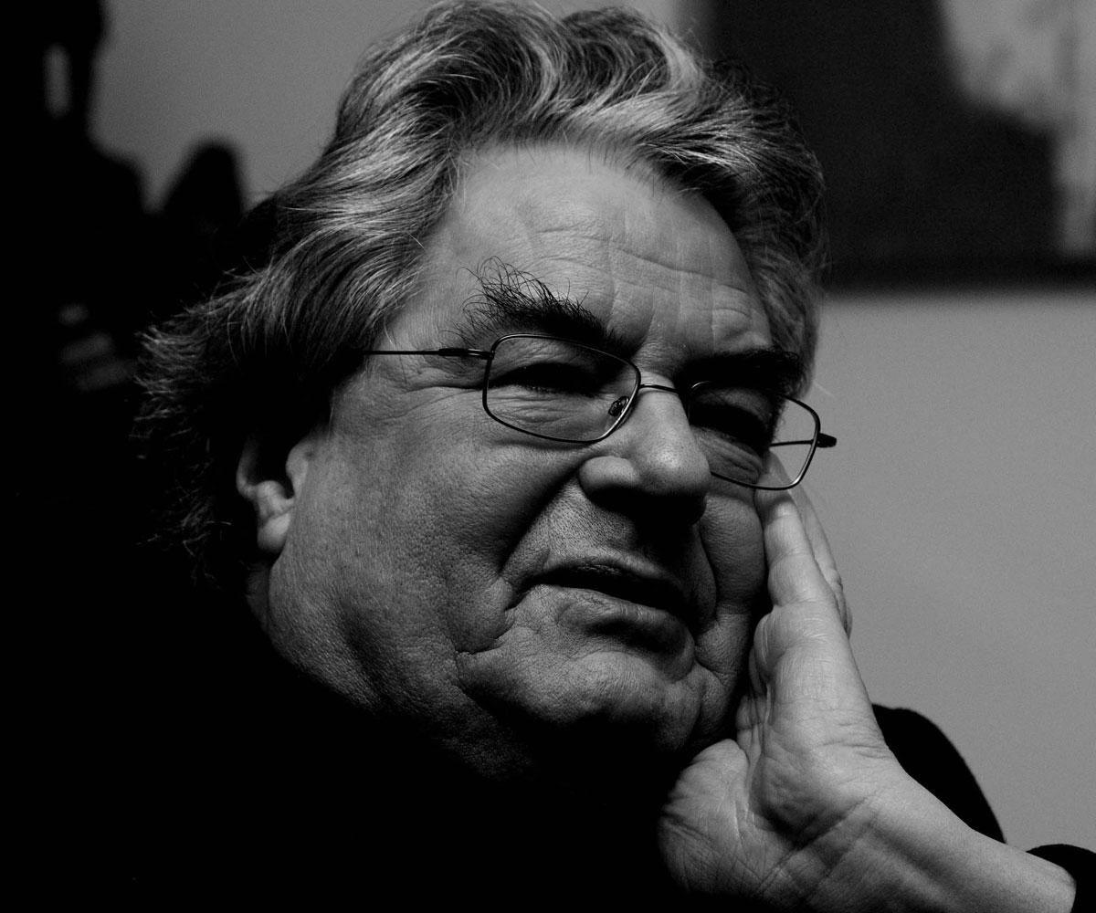 Klaus Honnef (Foto: Dieter Blum)
