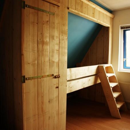 klauterkamer  avontuurlijke slaapkamers op maat