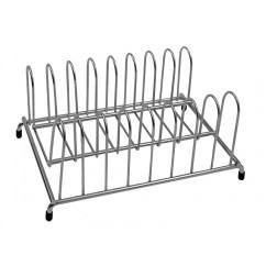 Stainless Steel Kitchen Racks Cabinet Deals Klaxon Plate Rack Chrome Finish
