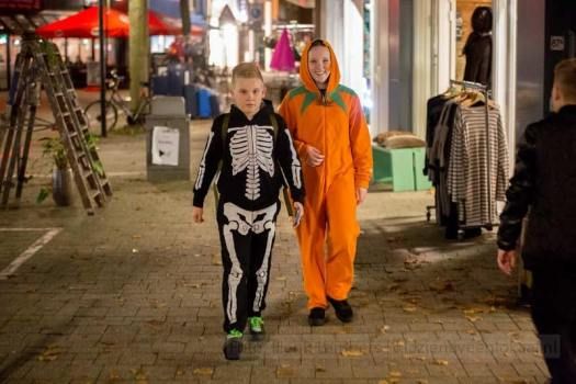 Haloween Boo at the city_2017