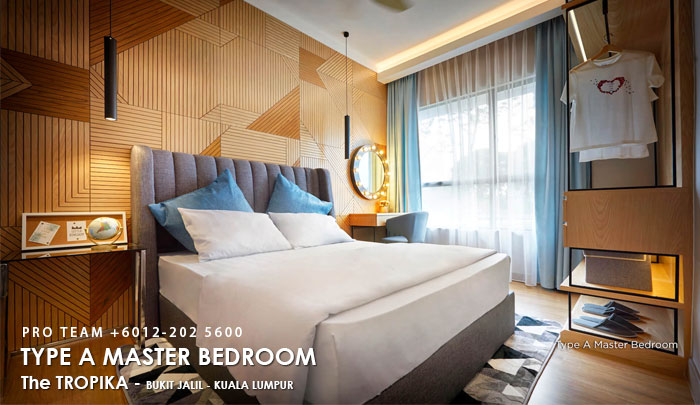 Type A Master Bedroom