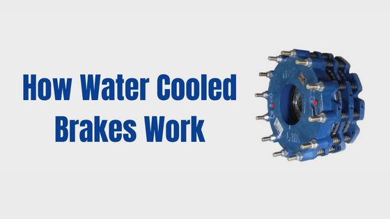 How Water Cooled Brakes Work