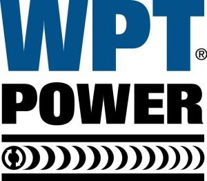 WPT power logo