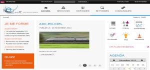 Site wordpress pour SNCF Réseau
