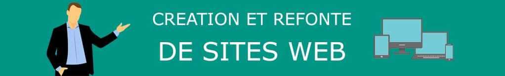Création de sites web et refonte - KL Consult Web