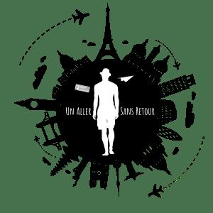Logo Globe Noir