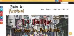 Vidéo Envies de Potterhead