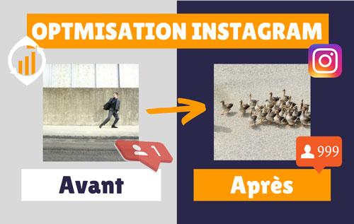 Optimisation Profil Instagram