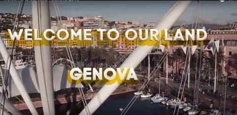 screenshot video welcome to outland Genova