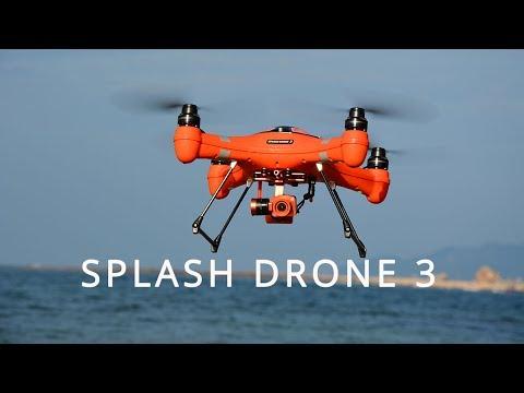 Splash...! Questo è il drone che serve ai marinai...