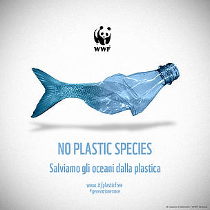 WWF No plastic Species