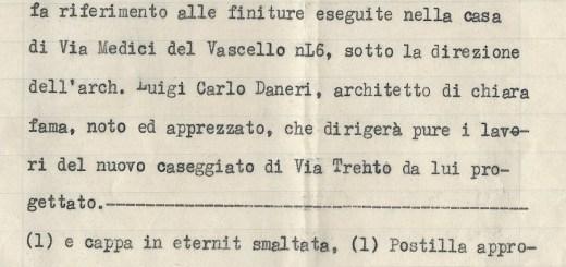 Scansione Norme di Finitua di costruzione di Via Trento 8 architetto Daneri 3