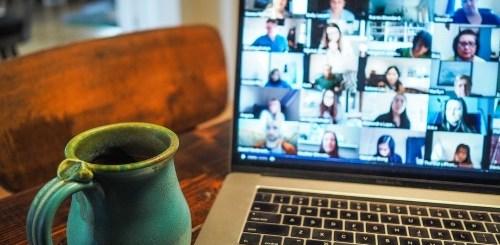 videoconferenza con un mac