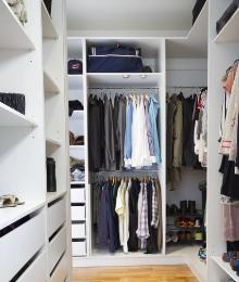 Afmetingen kledingkasten  Tips voor een praktische inloopkast