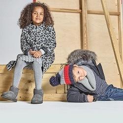 Kinder kledingmaat