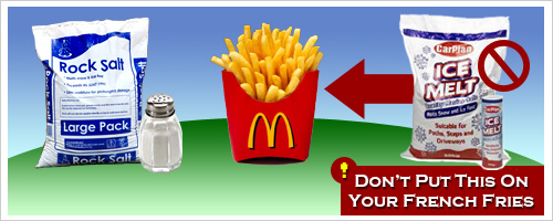Don't Put This On Your French Fries