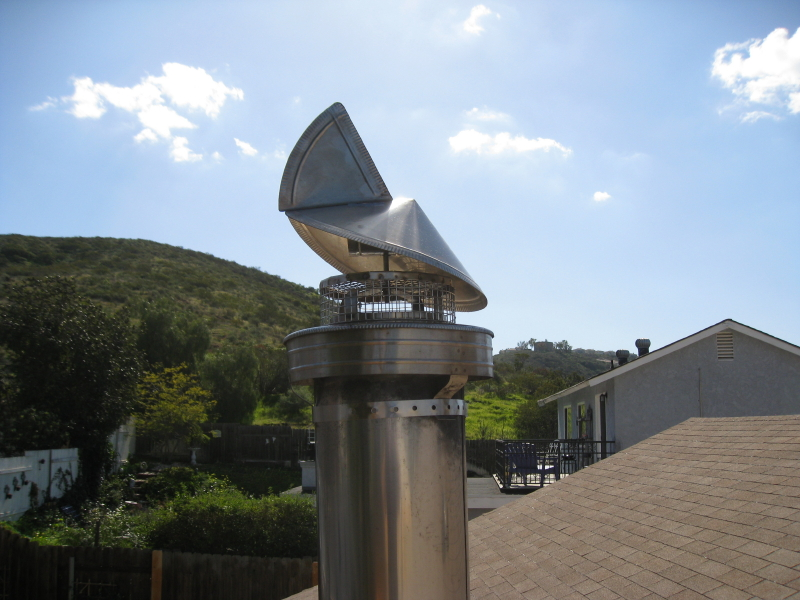 Chimney Repair  Inspection and repair service San Diego