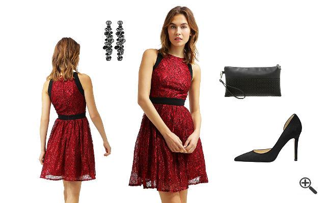Christmas Outfit zum kombinieren  zusammenstellen finde