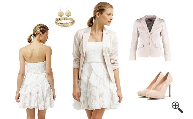 Hochzeit Outfit zum kombinieren  zusammenstellen finde
