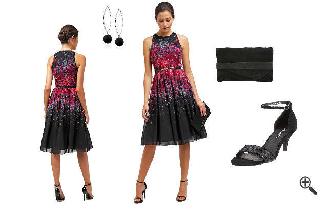kleider f r hochzeitsg ste g nstig online kaufen kleider. Black Bedroom Furniture Sets. Home Design Ideas