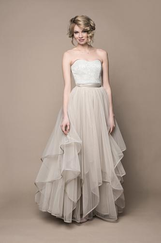 Boho Brautkleider im angesagten Vintagestil  Kleiderfreuden