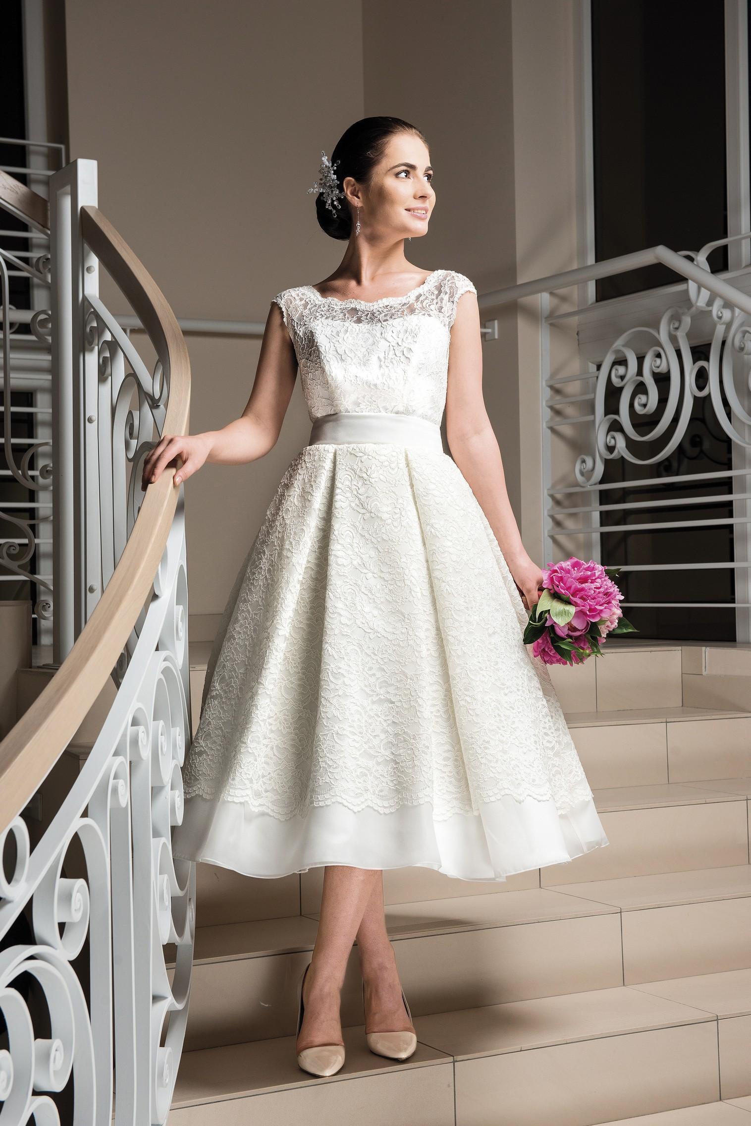 60er Jahre Brautkleid aus schnster Spitze  Kleiderfreuden
